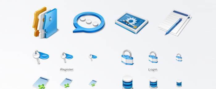 Darmowe ikony od WebIconSet (dla aplikacji i telefonów, e-commerce, płatności i bloga)